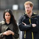 Meghan Markle and Prince Harry – Attend the UK team trials for the Invictus Games Sydney in Bath