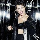 Milla Jovovich – Vanity Fair Italy December 2016 Photos - 454 x 651