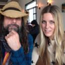 Rob Zombie & Sheri Moon promo interview for