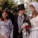 Corinne Bohrer and Curtis Armstrong
