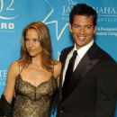 Jill Goodacre and Harry Connick, Jr - 424 x 330
