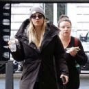 Kaley Cuoco – During her holidays in Rome
