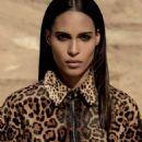 Cindy Bruna - Vogue Magazine Pictorial [United Arab Emirates] (March 2018) - 454 x 590