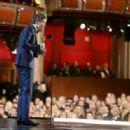 Eddie Redmayne- February 22, 2015-Behind the Scenes at the Oscars