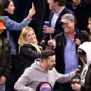 Ashley Benson – Boston Bruins v New York Rangers game in New York - 454 x 280
