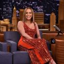 Jennifer Lopez – 'The Tonight Show Starring Jimmy Fallon' in NYC