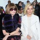 Sienna Miller Calvin Klein Collection Fashion Show In Nyc