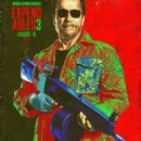 Arnold Schwarzenegger as Trench in The Expendables 3