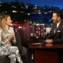 Jennifer Lopez – Visits 'Jimmy Kimmel Live!' in Los Angeles