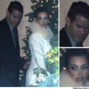 Kim Kardashian and Kris Humphries - 12/11/2010 Z100 Jingle Ball in NYC