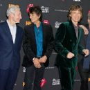'The Rolling Stones Crossfire Hurricane' Premiere at the Ziegfeld Theater on November 13, 2012 in New York City - 454 x 347