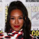 Candice Patton – 'The Flash' Press Line at Comic Con San Diego 2019 - 454 x 681