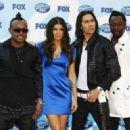 """American Idol"" Grand Finale 2009 - Arrivals"