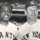 Willie Mays and Mickey Mantle - HR rivals