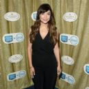 Actress Hannah Simone attends the Catdance Film Festival at Cisero's Bar on January 23, 2016 in Park City, Utah - 399 x 600