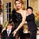 Aracely Arámbula- Hola! Magazine Mexico December 2012 - 278 x 596