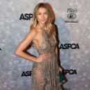 Jessica Hart – 21st annual ASPCA Bergh Ball in New York - 454 x 726