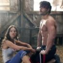 Joe Manganiello and Kelly Overton