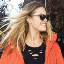 Nina Agdal and boyfriend Jack Brinkley-Cook – Out in New York