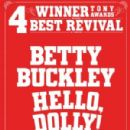 Betty Buckley As DOLLY! In The 2017 Broadway Revivel Of HELLO,DOLLY! - 300 x 369