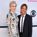 Nicole Kidman and Keith Urban : 2017 ACM Awards - 454 x 585
