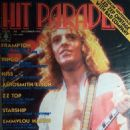 Hit Parader Magazine Cover [United States] (December 1976)