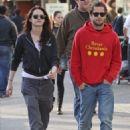 Kristen Stewart and Michael Angarano