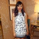 Rashida Jones Vogue Tory Burch Celebrate The Tory Burch Watch Collection