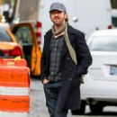 Gerard Butler's NYC Chow Down Session