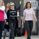Abigail Breslin Set Of Scream Queens In New Orleans
