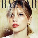 Taylor Swift Harpers Bazaar Germany Magazine November 2014