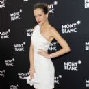 Petra Nemcova at the Montblanc Jewellery Brunch Celebrating Collection Princesse Grace De Monaco