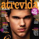 Taylor Lautner - Atrevida Magazine Cover [Brazil] (November 2009)