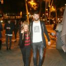 Shakira and Gerard Piqué – Our to dinner in Barcelona 05/06/2018 - 454 x 587