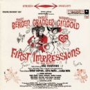 First Impressions, 1959 Broadway Musical, Lp Cover
