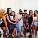 Amber Rose Hosts a Pool Party in Las Vegas, Nevada - May 3, 2015