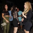 Ariel Winter – night out at The Nice Guy in West Hollywood