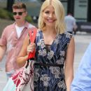 Holly Willoughby at ITV Studios in London - 454 x 748