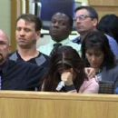 Travis Alexander's Family In the Courtroom - 454 x 255