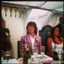 Amba Jackson, Mick Jagger & Jade at her wedding - 454 x 454