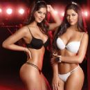 Mariana And Camila Davalos - Besame Lingerie