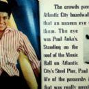 Paul Anka - Movieland Magazine Pictorial [United States] (November 1961)