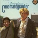 Martin Short - American Cinematographer Magazine [United States] (February 1989)