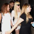 Amanda Bynes Michael Costello Capsule Collection Launch Party In Los Angeles