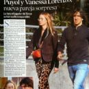 Vanessa Lorenzo is Puyol's new girlfriend