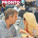 Martin Redrado, Luciana Salazar - Pronto Magazine Cover [Argentina] (8 July 2014)