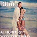 Al Horford and Amelia Vega - 454 x 566