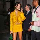 Emily Ratajkowski – Arrives at Green Carpet Fashion Awards in Milan