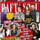 Beren Saat, Kenan Doğulu, Tarkan, Hülya Avsar, Demet Akalin, Hande Yener, Sibel Can - Haftasonu Magazine Cover [Turkey] (January 2016)