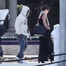 Katie Holmes and Jamie Foxx – Out in Miami - 454 x 303